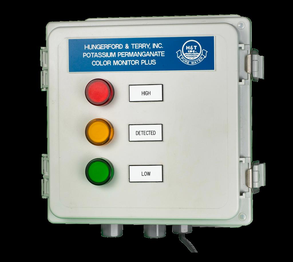 Color Monitor Box