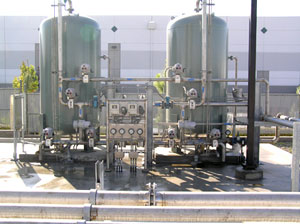 Water Softeners at Chino, CA