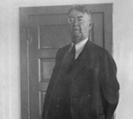 H&T Founder - Churchill Hungerford (circa 1909).