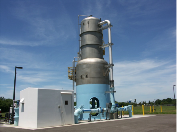 Degasification System for Arsenic Mitigation and Aquifer Storage & Recovery System